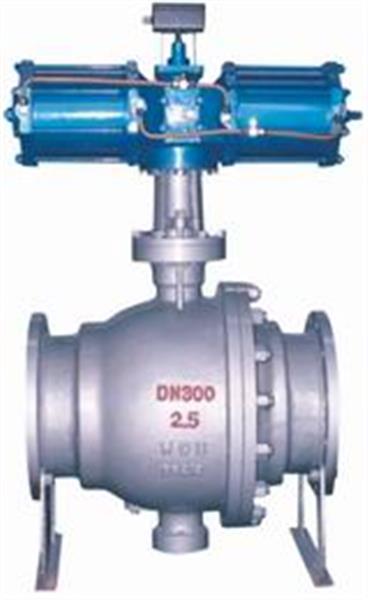 气动耐磨卸灰球阀 Q647H 固定式喷煤粉卸灰专用球阀