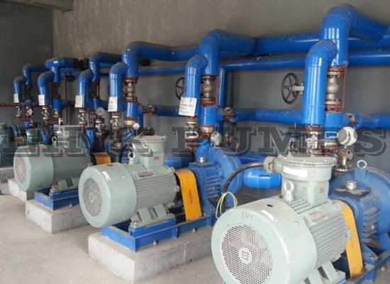 RO系列重油输送型旋喷泵