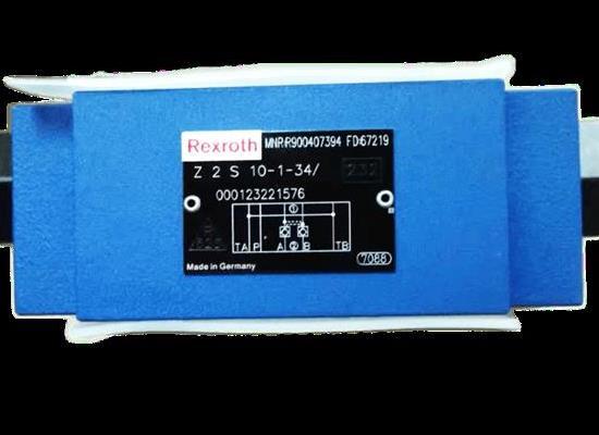 德国Rexroth力士乐单向阀Z1S6A05-4X/V现货