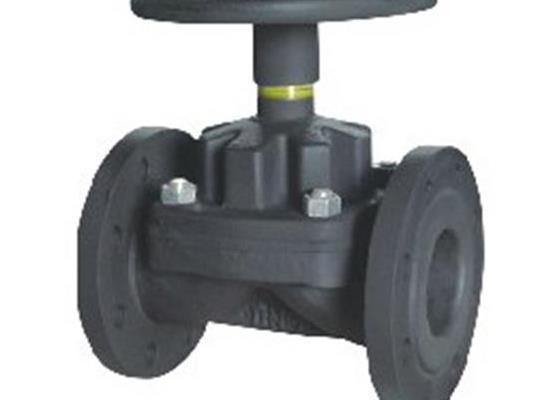 EG41J 英标衬胶隔膜阀