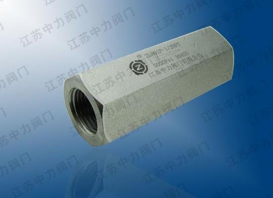 ZLH01P-420P高温高压止回阀